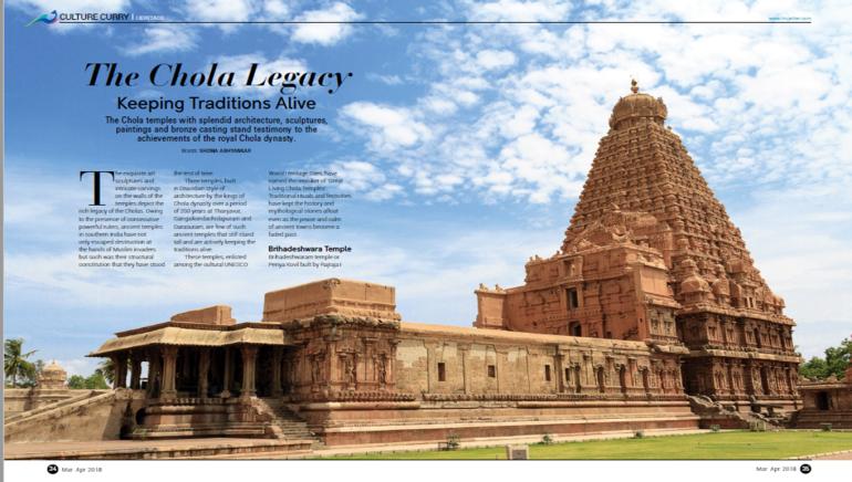 The Chola Legacy