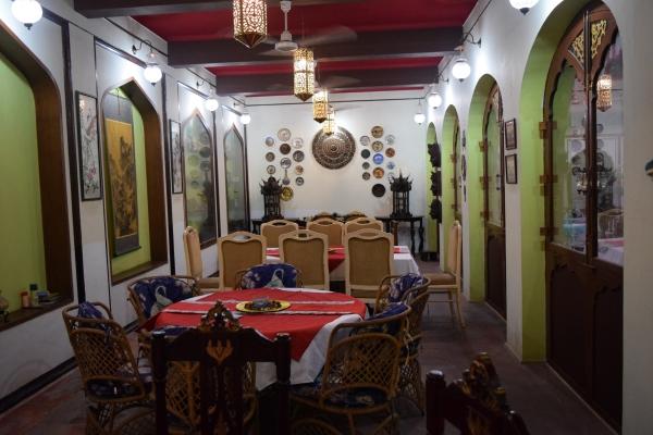 Burma lounge