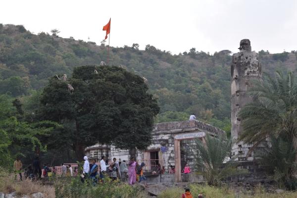The goddess temple