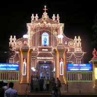 Christmas in Puducherry