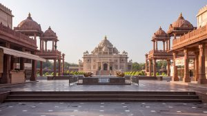 Akshardham (image via Official Site of Akshardham)