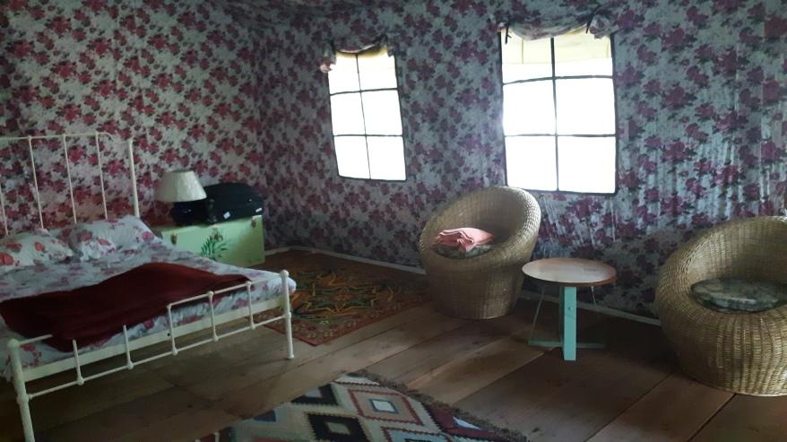 Tent interiors