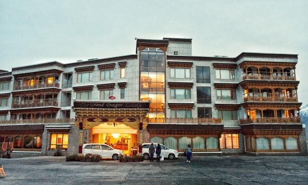 Grand Dragon Hotel, Leh