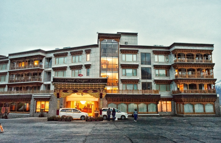 Grand Dragon Hotel, Leh