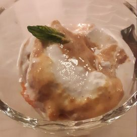 Apricot icecream