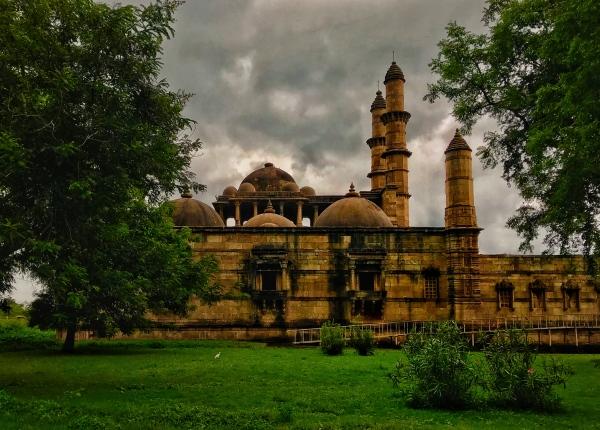 Jami Masjid, Champaner