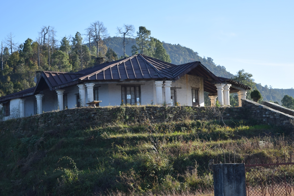Surveyor Krishan Singh Rawat's Bungalow