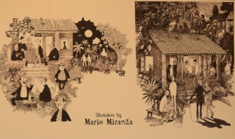 Portuguese Goa in cartoons
